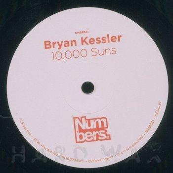 Cover art - Bryan Kessler: 10.000 Suns