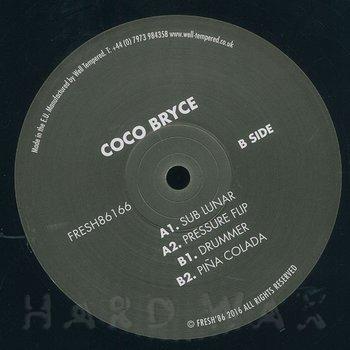 Cover art - Coco Bryce: Sub Lunar
