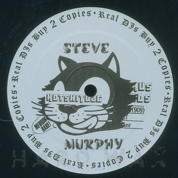 Cover art - Steve Murphy: Blood Cake 909
