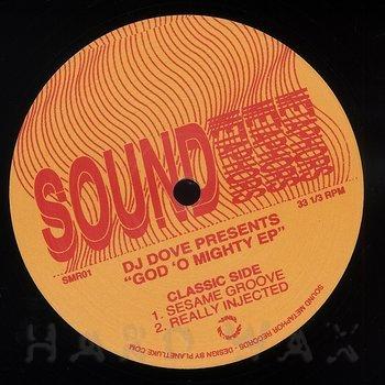 Cover art - DJ Dove: God O'Mighty EP