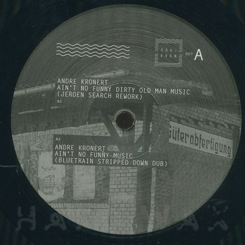 Cover art - André Kronert: Wad Remixes Part 2