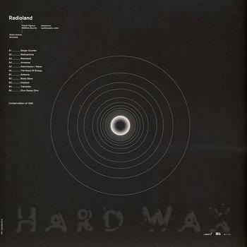 Cover art - Matthew Bourne / Franck Vigroux: Radioland