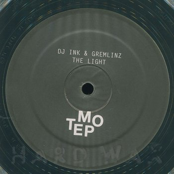 Cover art - DJ Ink & Gremlinz: The Light