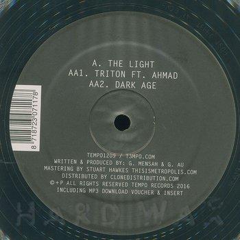 Cover art - DJ Ink & Gremlinz: The Light