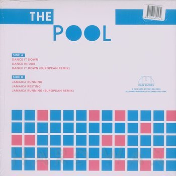 Cover art - The Pool: Dance It Down