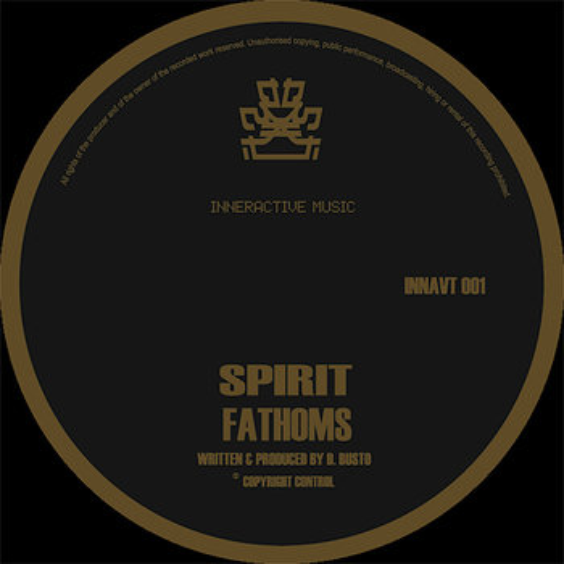 Cover art - Spirit: Fathoms