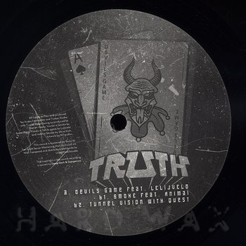 Cover art - Truth: Devils Game EP