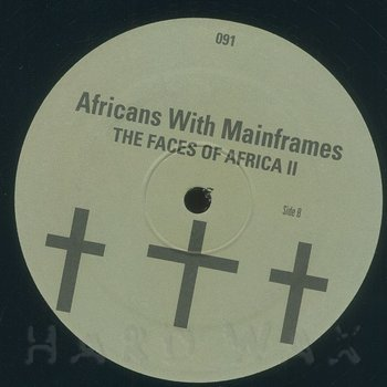 Cover art - Africans With Mainframes: The Faces Of Africa II