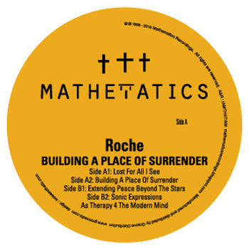 Cover art - Roche: Building A Place Of Surrender