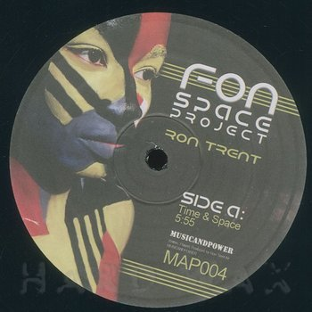 Cover art - Ron Trent: Fon Space Project