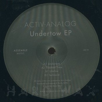 Cover art - Activ-Analog: Undertow