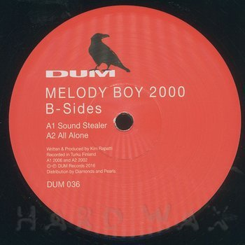Cover art - Melody Boy 2000 / Mono Junk: B-Sides