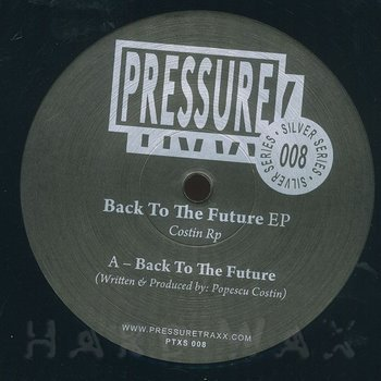Cover art - Costin Rp: Back To The Future EP