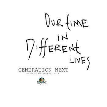 Cover art - Generation Next: Our Time In Different Lives