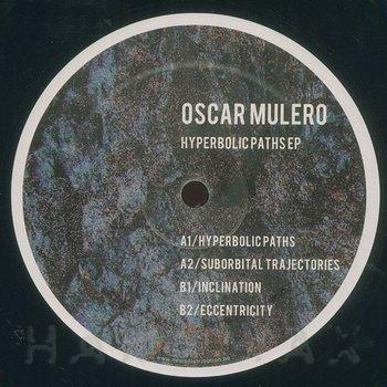Cover art - Oscar Mulero: Hyperbolic Paths