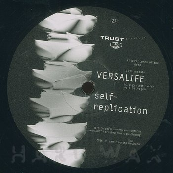 Cover art - Versalife: Self-Replication