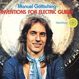 Cover art - Manuel Göttsching: Inventions For Electric Guitar