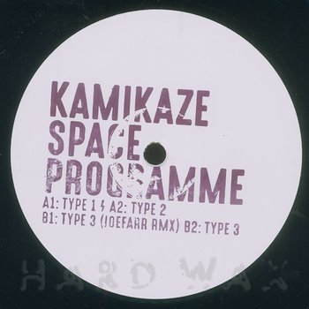 Cover art - Kamikaze Space Programme: End
