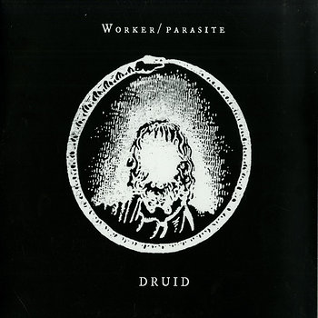 Cover art - Worker/Parasite: Druid