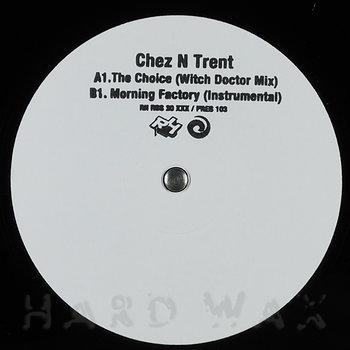 Cover art - Chez N Trent: Prescription Underground EP