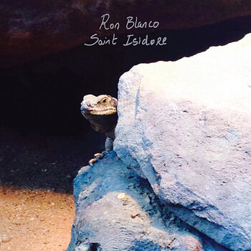 Cover art - Ron Blanco: Saint Isidore