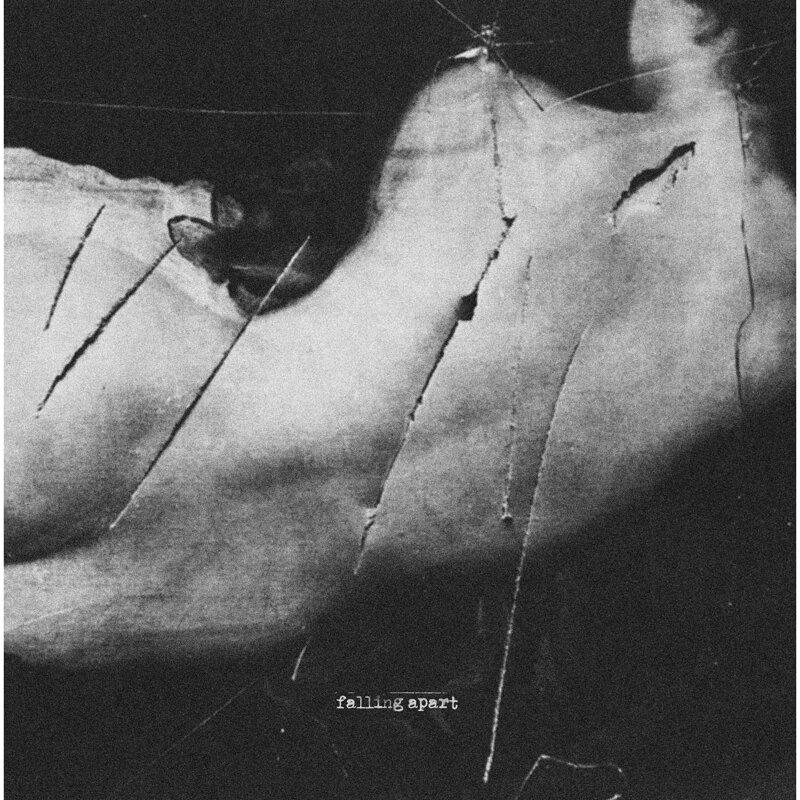 Cover art - Falling Apart: Fragments