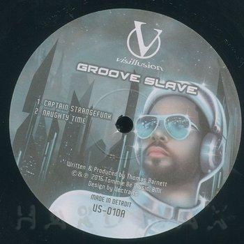 Cover art - Groove Slave / Thomas Barnett: Visillusion 10