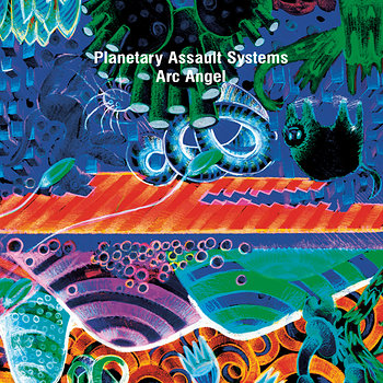 Cover art - Planetary Assault Systems: Arc Angel