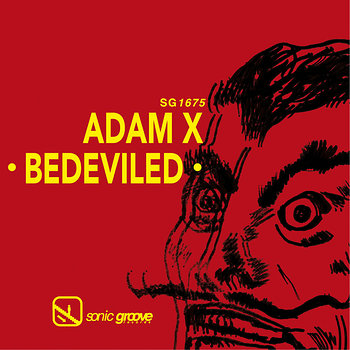 Cover art - Adam X: Bedeviled