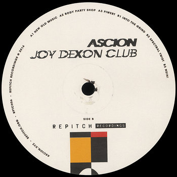 Cover art - Ascion: Joy Dexon Club
