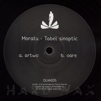 Cover art - Moratu: Tabel Sinoptic EP