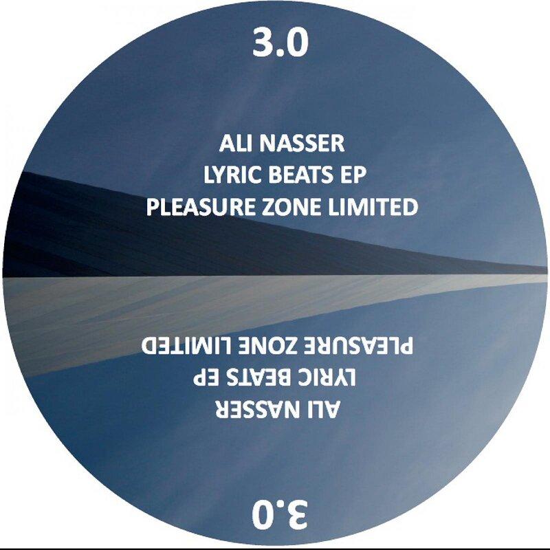 Cover art - Ali Nasser: Lyric Beats EP
