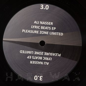 Cover art - Ali Nasser: Lyric Beats EP