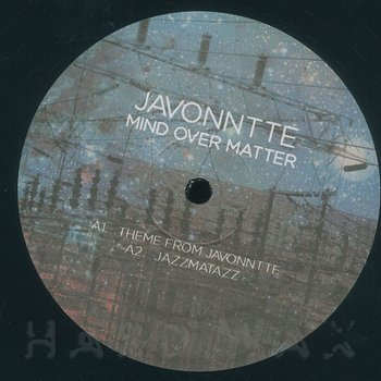 Cover art - Javonntte: Mind Over Matter