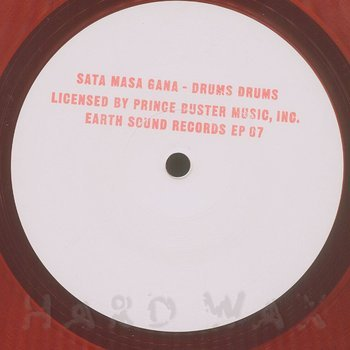 Cover art - Prince Buster All Stars: Sata Masa Gana