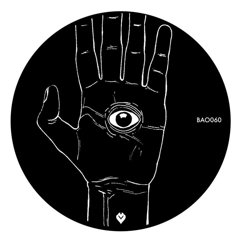 Cover art - Shlomi Aber: Paradox EP