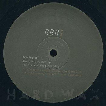 Cover art - MB / RS: Black Box Recordings