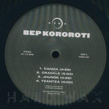 Cover art - Bep Kororoti: Bep Kororoti