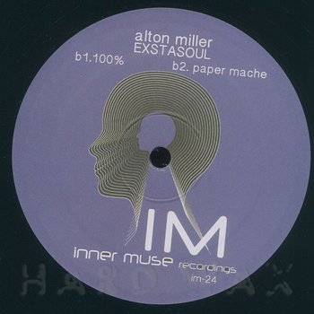 Cover art - Alton Miller: Exstasoul