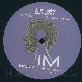 Cover art - Alton Miller: Exstasoul