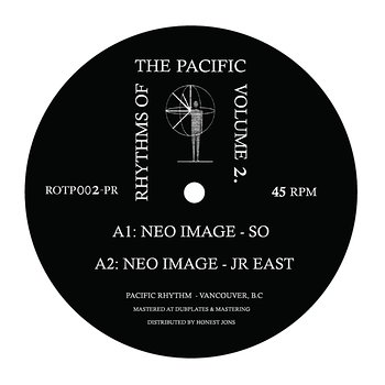 Cover art - Various Artists: Rhythms Of The Pacific Volume 2