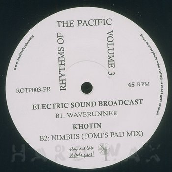 Cover art - Various Artists: Rhythms Of The Pacific Volume 3