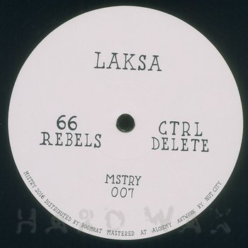Cover art - Laksa: 66 Rebels