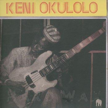 Cover art - Keni Okulolo: Keni Okulolo