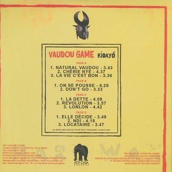 Cover art - Vaudou Game: Kidayu