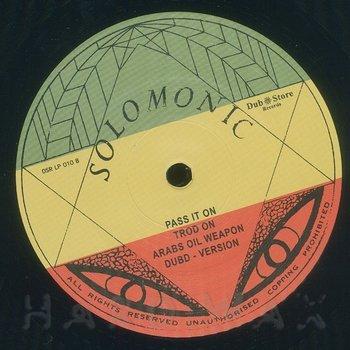 Cover art - Bunny Wailer: Solomonic Singles 1: Tread Along 1967-1976