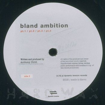 Cover art - Surgeon: Bland Ambition