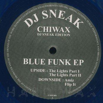 Cover art - DJ Sneak: Blue Funk