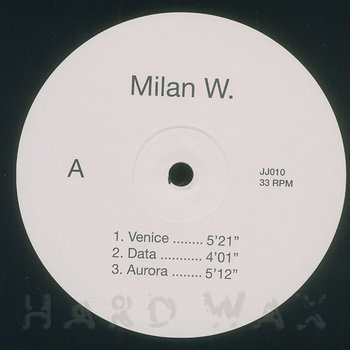 Cover art - Milan W.: Intact