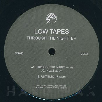 Cover art - Low Tape: Through The Night EP